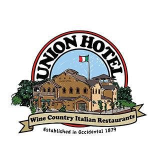Union Hotel Santa Rosa Logo